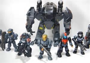 Halo 3 ODST Mega Bloks