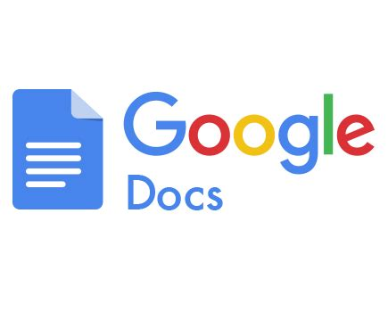 Google docs logo download free clip art with a transparent ...