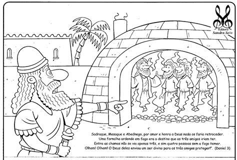 Kleurplaat Jezus Vrienden by Sadrach En Zijn Vrienden Sadraque Bijbel 235 L Voor