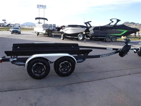 Boat R Trailer by New 2018 Shoreland R 18 20 Premium Tandem Axle Boat
