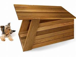 27 innovative doghouse designs diy shed pergola fence for Diy outdoor dog house