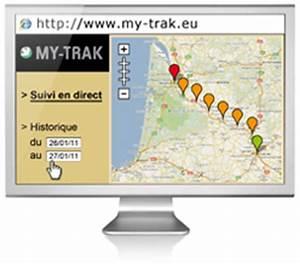Balise Gps Voiture : my trak v hicules traceur gps my trak ~ Nature-et-papiers.com Idées de Décoration