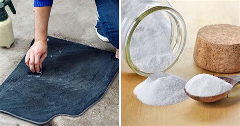 astuces ecolo pour nettoyer  tapis de voiture sans