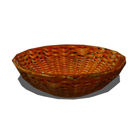 1892 woven bread baskets woven bread baskets 3d model formfonts 3d models textures