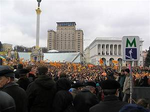 Ukraine's Russian Divide: Kiev protests persist in the ...