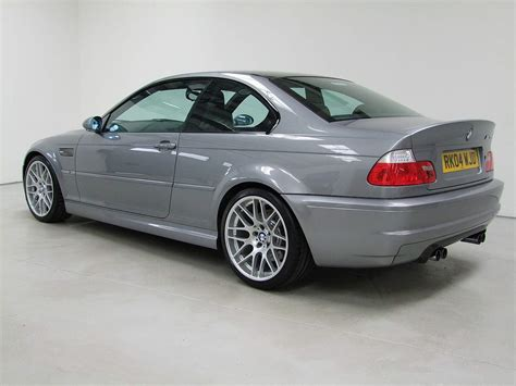 2004 Bmw M3 Coupe (e46)  Pictures, Information And Specs