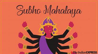 Mahalaya Wishes Quotes Status Happy Shubho Messages