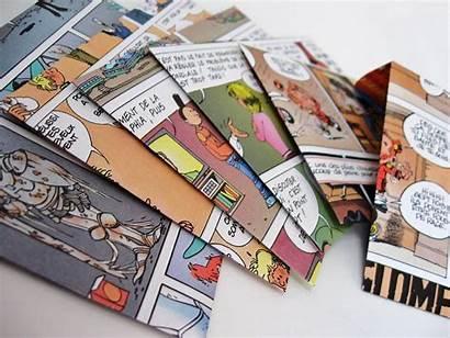Envelopes Comic Crafts Diy Handmade Envelope Creative