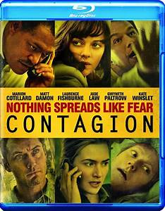 Contagion DVD Release Date January 3, 2012
