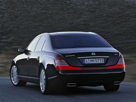 Maybach Car : Car Reviews, Pictures
