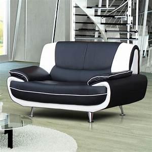 Schwarz Weiß Wohnzimmer : sofa couch ecksofa palermo wohnzimmer designer eckcouch schwarz wei ebay ~ Orissabook.com Haus und Dekorationen