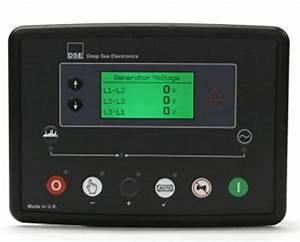 Deepsea Auto Mains Failure Control Module Dse 4620  U2013 Power
