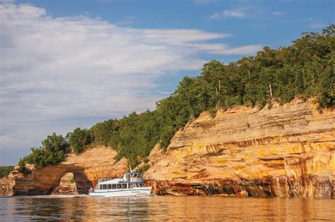 Rock Boat by Pictured Rocks Cruises Boat Tours Of The Pictured Rocks