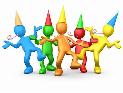 Social Clip Cliparts Clipart Fun Party Attribution