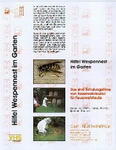 Hilfe Im Garten : hilfe wespennest im garten ~ Lizthompson.info Haus und Dekorationen