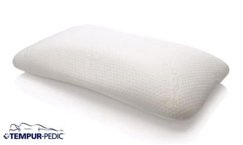 tempur pedic symphony pillow tempur pedic pillow groupon goods