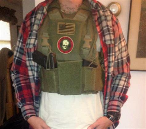 rogue gunfighter  vis rig