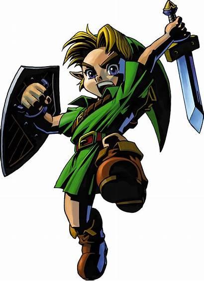 Link Mask Majora Zelda Artwork Legend Ass