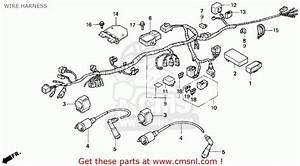 1983 Honda Nighthawk Wiring Harness Diagram