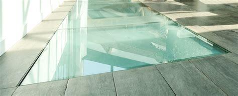 plancher en verre installer un plancher en verre