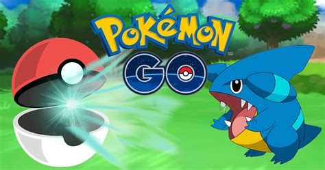 Pokémon GO: Your Best Chance Of Finding Shiny Gible | TheGamer