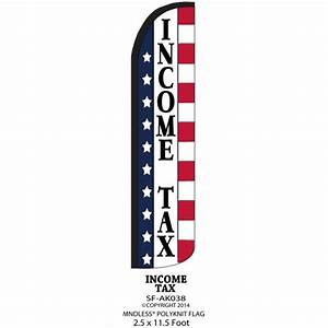 INCOME TAX AK038 – Flags Now