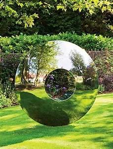Contemporary Garden Sculpture Outdoor Sculpture Metal