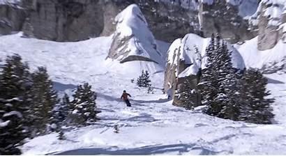 Winter Thrill Street Mountain Ski Wall Resort