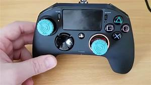 Nacon Revolution Pro PS4 Controller With PS4 Kontrolfreeks