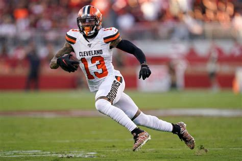 expectations  odell beckham jrs  year