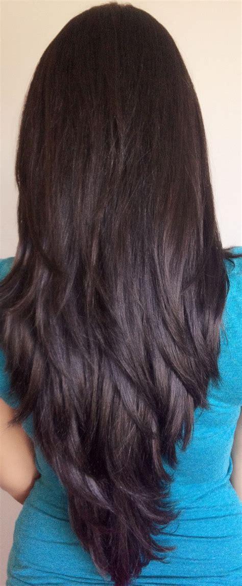 top  long black hairstyles  haircuts dont   extensions long hair  black