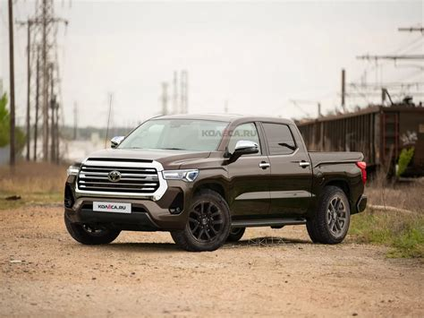 Toyota encourages responsible operation to help protect you, your vehicle and the environment. 2022 Toyota Tundra Rendered With Evolutionary Design ...