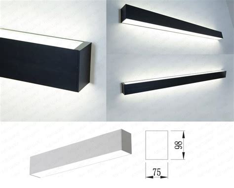 indirect lighting fixtures wall 22w 90w direct indirect linear led wall lights wall wash
