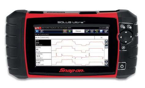 Scanning Tool by Oem Specific Function Snap On Scan Tool Automotive