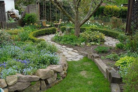 Garten Neu Gestalten Ohne Rasen by Die 25 Besten Ideen Zu Trockenmauer Auf