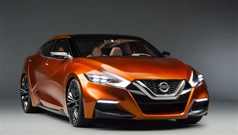 2020 Nissan Maximas by 2020 Nissan Maxima Redesign Rumor Release Date Change