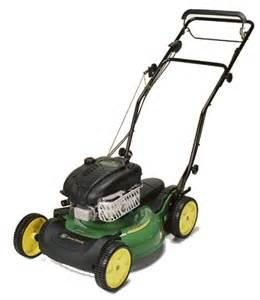 John Deere Push Mower Models