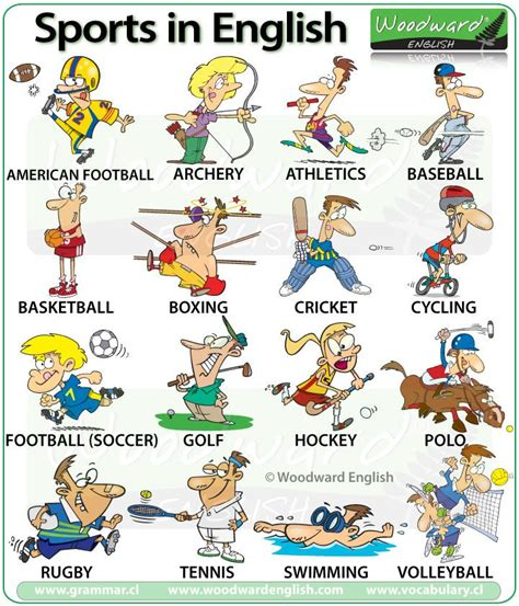 Pencil And In Color Sport Clipart