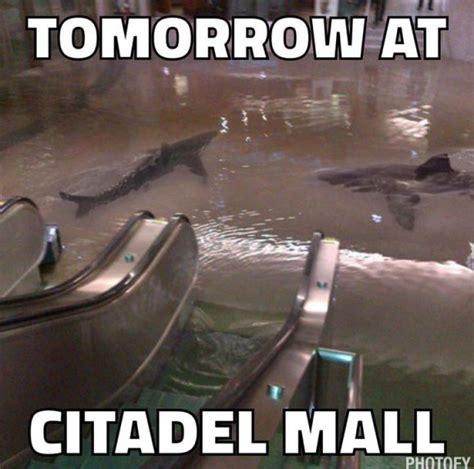 Flood Memes - charleston flooding memes citadel mall photomojo kxan com