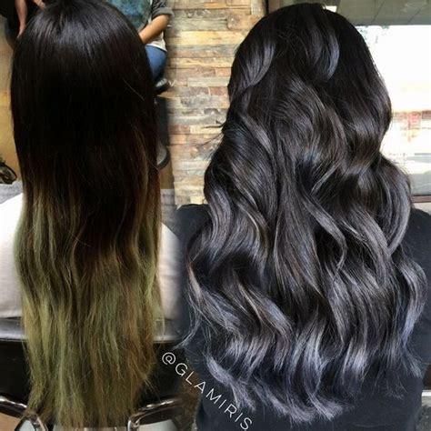 cheveux gris acier la nouvelle nuance de gris qui va