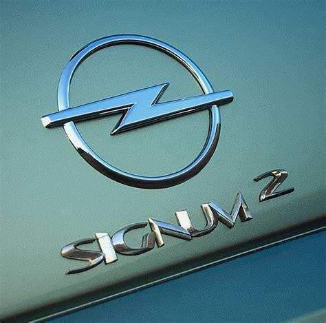 Opel Emblem by Opel Realated Emblems Cartype