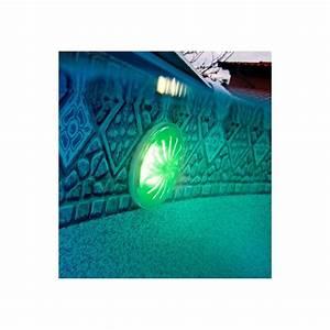 Lumiere Piscine Hors Sol : spot piscine gre peld1c spot couleur led aimant pour ~ Dailycaller-alerts.com Idées de Décoration