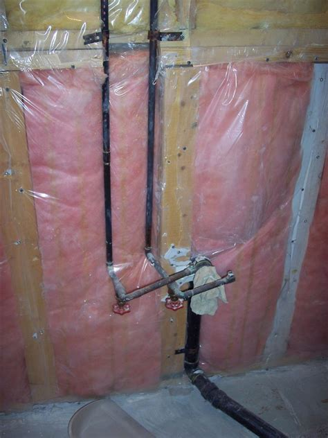 bathroom vapor barrier questions about bathroom renovation terry love plumbing remodel diy professional forum