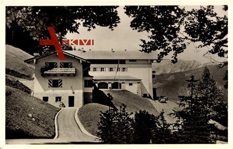 Berchtesgaden, Berghof Obersalzberg, Hitler Haus Vor Der