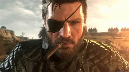 Solid Gear Metal Phantom Pain Mgsv Boss