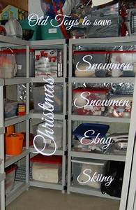 Organizing The Storage Room - Organize 365