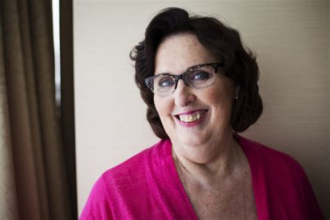 office inside out s phyllis smith is tickled pink to be blue Phyllis