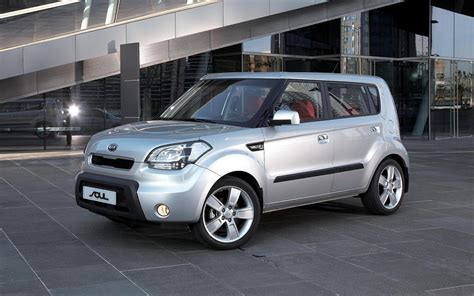 2009 Kia Soul  Picture 282494  Car Review @ Top Speed