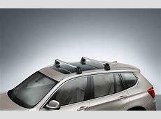 Barres de toit BMW pour BMW X3 F25 dans Accessoires d