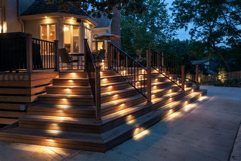25 Amazing Deck Lights Ideas Hard And Simple Outdoor